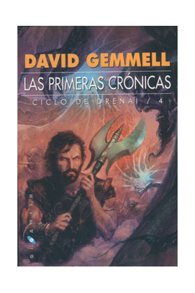 DRENAI/4: LAS PRIMERAS CRONICAS