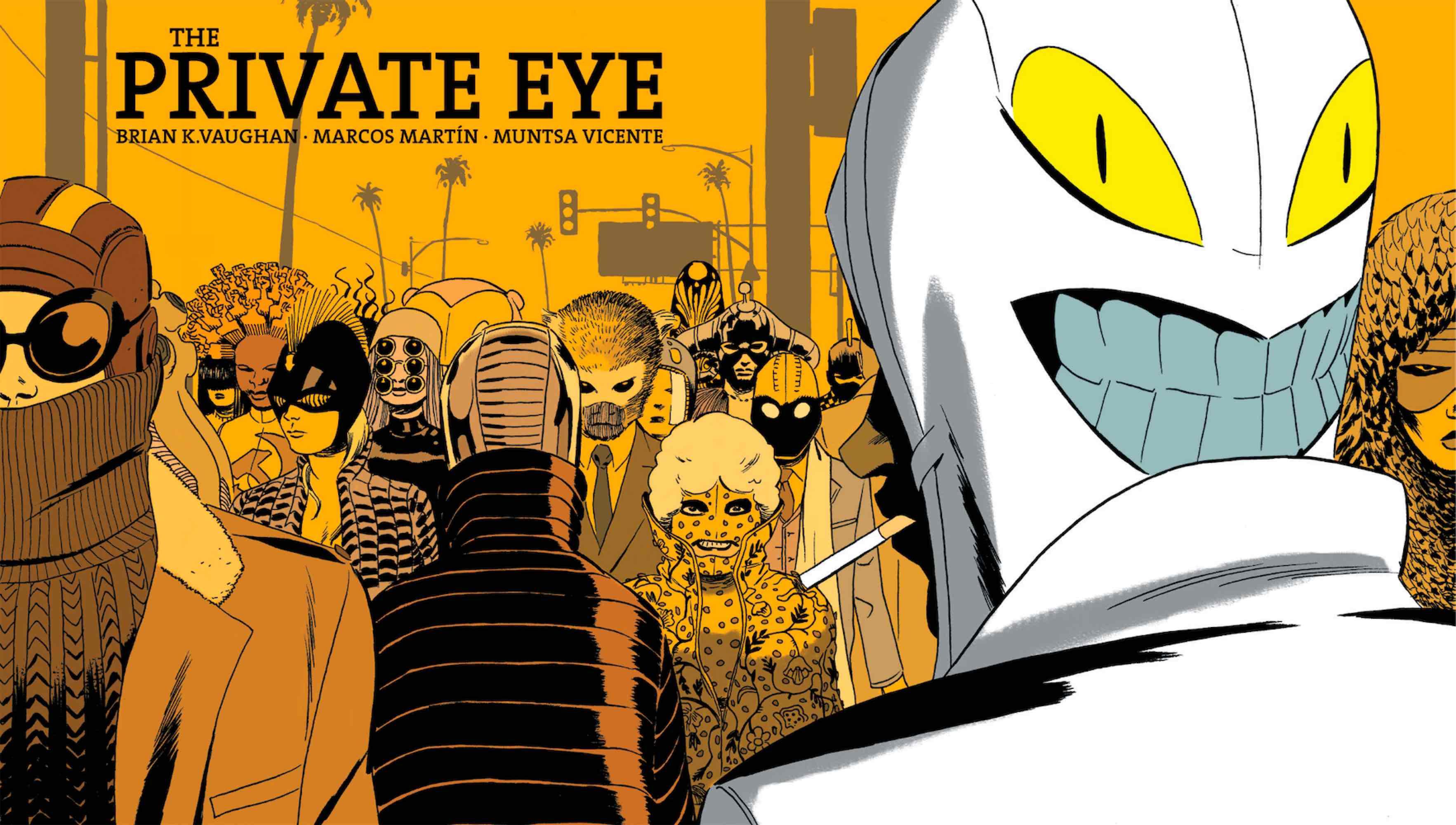 THE PRIVATE EYE (3º EDICION)