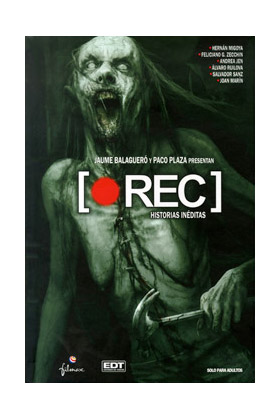 REC (HISTORIAS INEDITAS) (COMIC) (CARTONE)