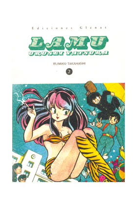 LAMU 02. URUSEI YATSURA (COMIC)
