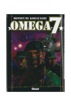 OMEGA 7 (COMIC)