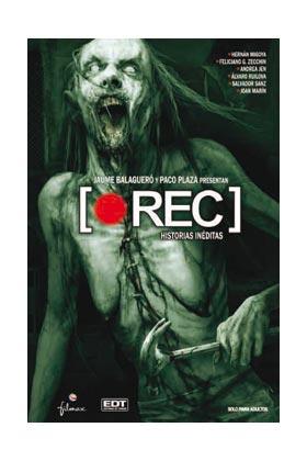 REC (HISTORIAS INEDITAS) (COMIC) (RUSTICA)