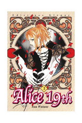 ALICE 19TH 03 (COMIC)