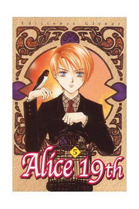 ALICE 19TH 05 (COMIC)