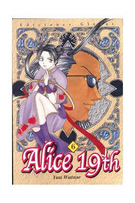 ALICE 19TH 06 (COMIC)