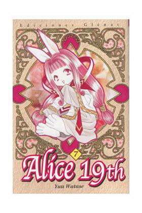 ALICE 19TH 07 (COMIC)