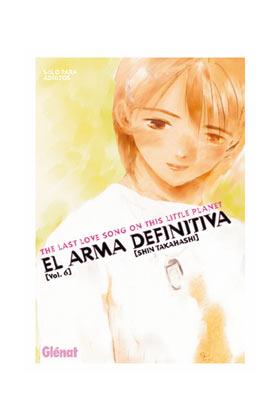 ARMA DEFINITIVA 06 (COMIC)