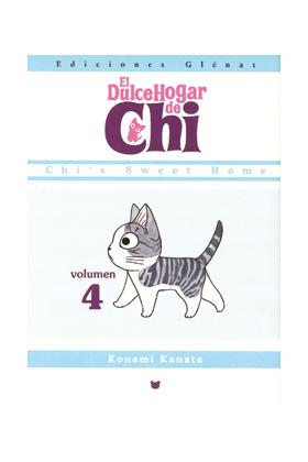 EL DULCE HOGAR DE CHI 04 (COMIC)