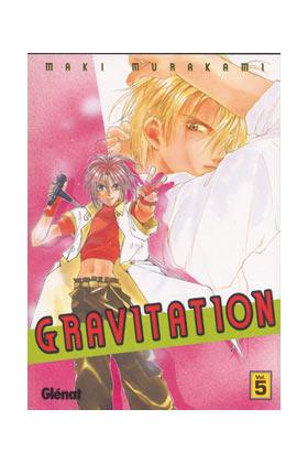 GRAVITATION 05 (COMIC)