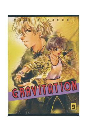 GRAVITATION 09 (COMIC)