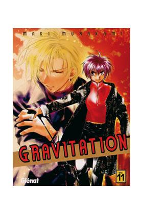 GRAVITATION 11 (COMIC)