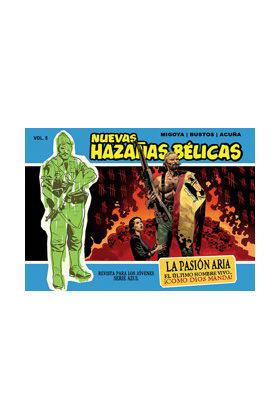 NUEVAS HAZAÑAS BELICAS 05 (SERIE AZUL): LA PASION ARIA
