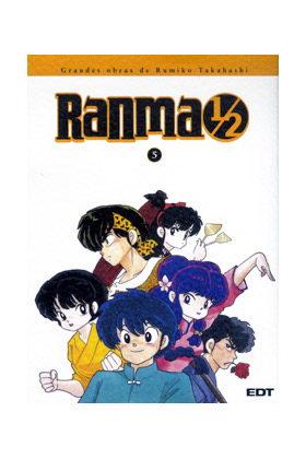 RANMA 1/2 INTEGRAL 05 (COMIC)
