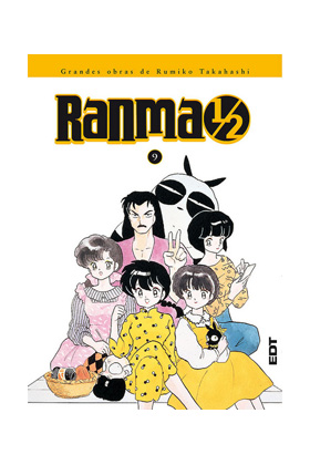 RANMA 1/2 INTEGRAL 09 (COMIC)