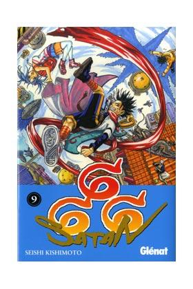 666 SATAN 09 (COMIC)