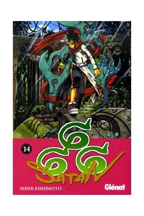 666 SATAN 14 (COMIC)