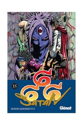 666 SATAN 15 (COMIC)