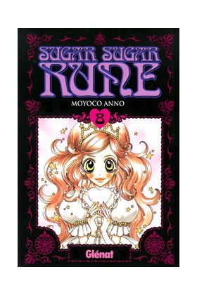 SUGAR SUGAR RUNE 08 (COMIC) (ULTIMO)