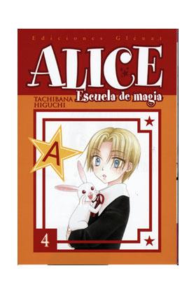 ALICE ESCUELA DE MAGIA 04 (COMIC)
