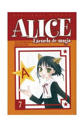 ALICE ESCUELA DE MAGIA 07 (COMIC)