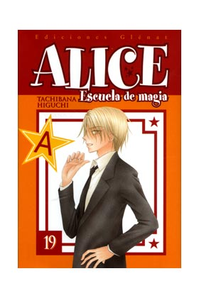 ALICE ESCUELA DE MAGIA 19 (COMIC)