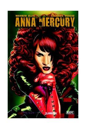 ANNA MERCURY (OBRA COMPLETA ED.CARTONE)
