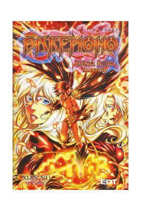 BAKEMONO 03 (DE 3): LUNA ROJA: SACRIFICIO (COMIC)
