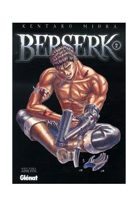BERSERK 02 (COMIC)