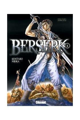BERSERK 04 (COMIC)