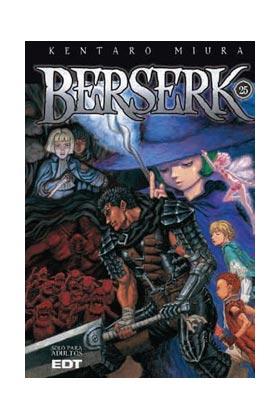 BERSERK 25 (COMIC)