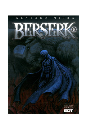 BERSERK 34 (COMIC)