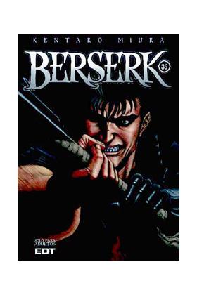 BERSERK 36 (COMIC)