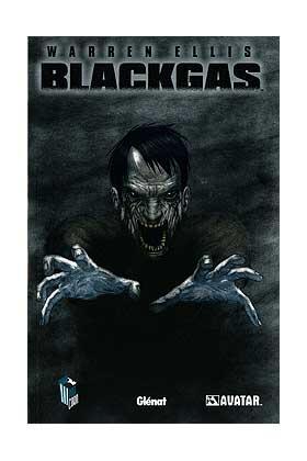 BLACKGAS (COMIC)