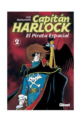 CAPITAN HARLOCK  02 (COMIC)