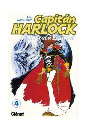 CAPITAN HARLOCK  04 (COMIC)