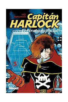 CAPITAN HARLOCK  05 (COMIC) (ULTIMO NUMERO)