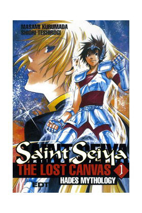 SAINT SEIYA. LOST CANVAS HADES MYTHOLOGY 01 (COMIC)