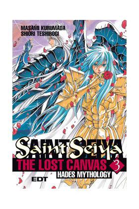 SAINT SEIYA. LOST CANVAS HADES MYTHOLOGY 03 (COMIC)