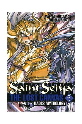 SAINT SEIYA. LOST CANVAS HADES MYTHOLOGY 05 (COMIC)