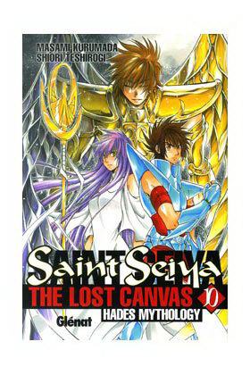 SAINT SEIYA. LOST CANVAS HADES MYTHOLOGY 10 (COMIC)