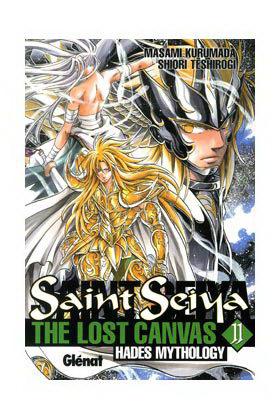 SAINT SEIYA. LOST CANVAS HADES MYTHOLOGY 11 (COMIC)