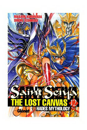 SAINT SEIYA. LOST CANVAS HADES MYTHOLOGY 12 (COMIC)