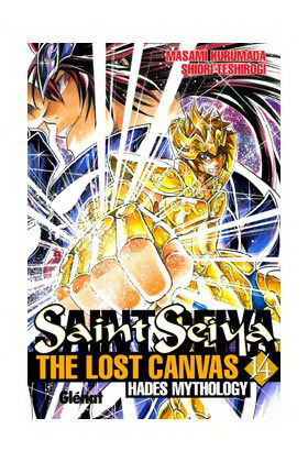 SAINT SEIYA. LOST CANVAS HADES MYTHOLOGY 14 (COMIC)