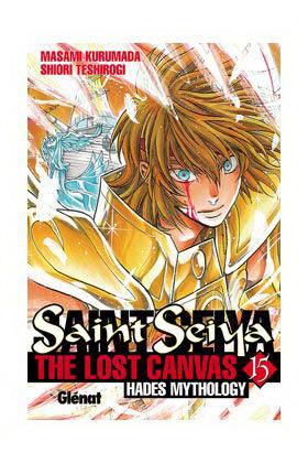 SAINT SEIYA. LOST CANVAS HADES MYTHOLOGY 15 (COMIC)