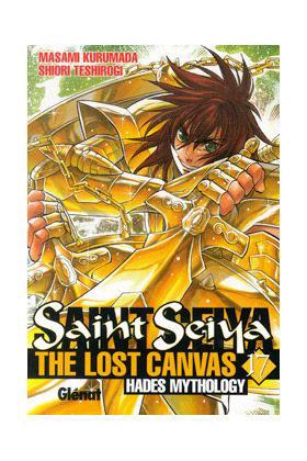 SAINT SEIYA. LOST CANVAS HADES MYTHOLOGY 17 (COMIC)