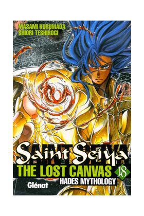 SAINT SEIYA. LOST CANVAS HADES MYTHOLOGY 18 (COMIC)