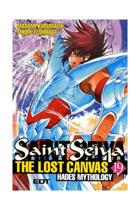 SAINT SEIYA. LOST CANVAS HADES MYTHOLOGY 19 (COMIC)
