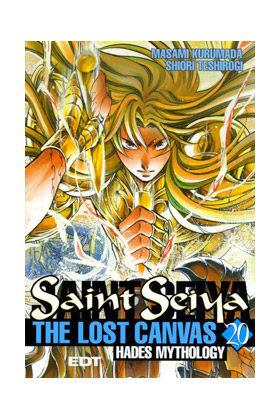 SAINT SEIYA. LOST CANVAS HADES MYTHOLOGY 20 (COMIC)