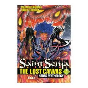 SAINT SEIYA. LOST CANVAS HADES MYTHOLOGY 21 (COMIC)