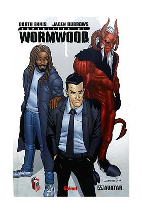 CHRONICLES OF WORMWOOD (COMIC)